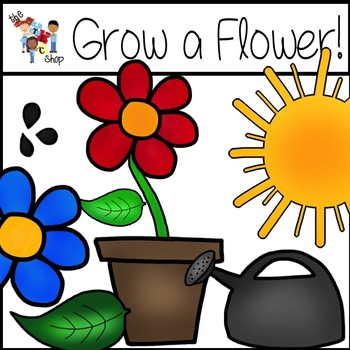 Let's Grow a Flower