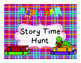 STORY TIME SCAVENGER HUNT