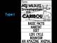 FLIPBOOKS : Caribou -  Polar Animals : Research, Writing,