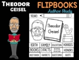 FLIPBOOKS : Theodor Geisel, Dr. Suess - Author Study and Research