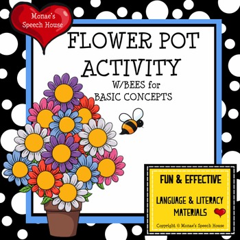 FLOWER POSTER ACTIVITY