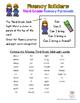 FLUENCY BUILDERS: 41 Dolch Third Grade Sight Word Sentence