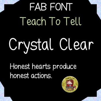 FONT FOR COMMERCIAL USE  - HANDWRITING FONT-TEACHTOTELL CR
