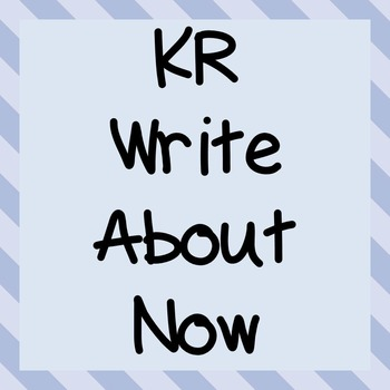 FONT - KR Write About Now (Commercial & Personal Use)