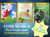 FOSS Science - PowerPoint Presentation MEGAPACK Bundle