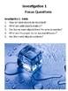FOSS Solids and Liquids Student Notebook