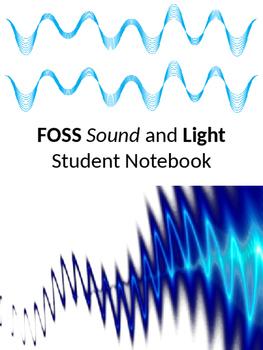 FOSS Sound and Light Student Notebook