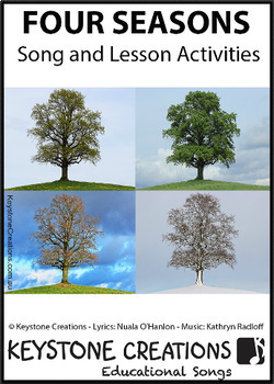 FOUR SEASONS ~ Curriculum Song & Lesson Materials
