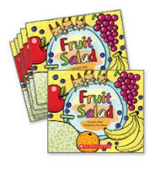 F&P Level A Guided Reading Lesson Plan Bundle