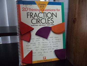 FRACTION CIRCLES   ISBN 1-56107-803-4