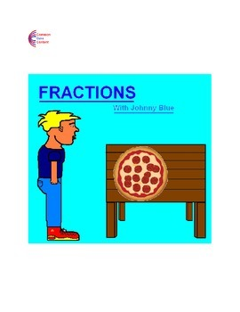 FRACTIONS Story Of Fractions Using Pizza plus 21 Worksheet