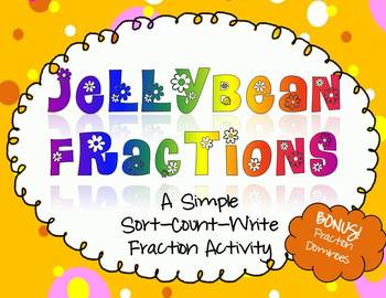 FRACTIONS - Fun with Jellybeans!