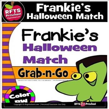 FRANKIE'S FUN HALLOWEEN MATCH