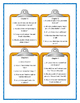 FREAK THE MIGHTY by Rodman Philbrick - Discussion Cards