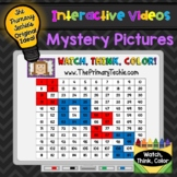 FREE 2016 Watch, Think, Color Games!