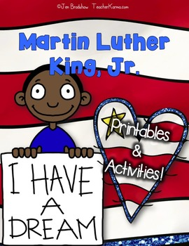 Martin Luther King, Jr. Literacy ~ Social Studies Unit ~ MLK