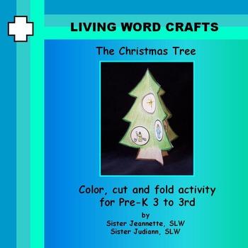 Christmas Tree 3D Pre-K to Gr. 3