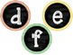 FREE Alphabet Letters for Classroom Displays