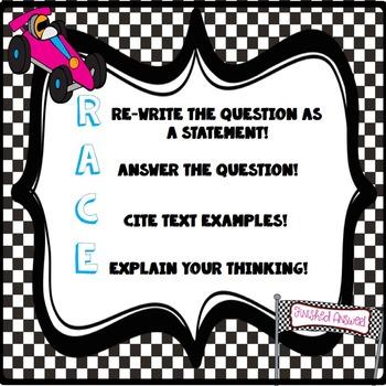 RACE (Rewrite, Answer, Cite, Explain) Question Answering A