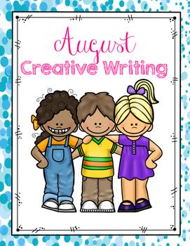 FREE August Creative Writing