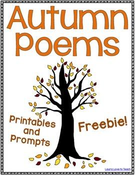 FREE Autumn Poems
