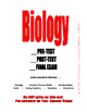 BIOLOGY FINAL EXAM 2016 . . . 112  PAGES  USE AS PRE-TEST