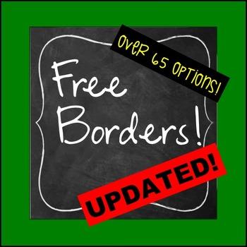***FREE BORDERS!****