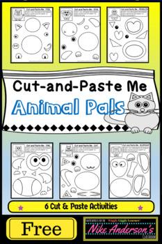 FREE Back to Preschool and Kindergarten Activities
