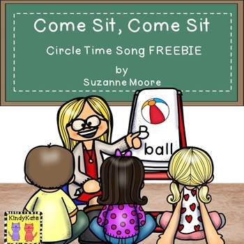 FREE Back to School Circle Time Song