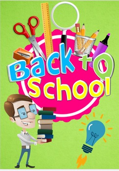 "FREE ""Back to school"" posters"
