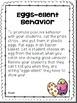 Easter Behavior Incentive