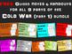 FREE Berlin Blockade & Berlin Airlift Primary Source Carto