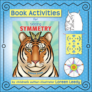 Symmetry Book Activities