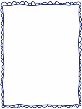 FREE Border Frames {Personal and Commercial Use}