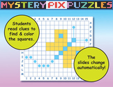 FREE Butterfly: Graph Mystery Pix {PowerPoint}