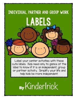 FREE CENTER LABELS