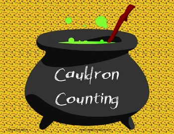 {FREE} Cauldron Counting Game