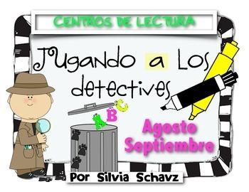 FREE! UN Centro de lectura de septiembre (September Readin
