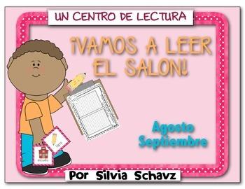 ¡GRATIS! Centro de aprendizaje de lectura en español para