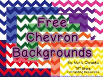FREE Chevron Backgrounds