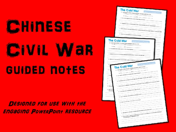FREE Chinese Civil War and Communist Revolution guided not