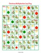 FREE Multiplication Game- Christmas Leap Frog!
