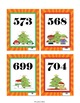FREE Christmas Roundup War to the tens place and task cards!