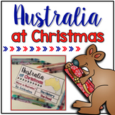 FREE Christmas in Australia Flipbook { 2 included } Holida