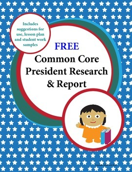 President Research & Report {FREE}