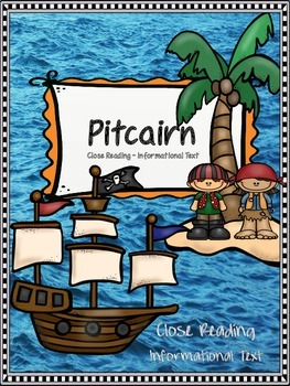 Close Reading: Pitcairn Island