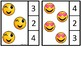 FREE Count And Clip 1-20 Emoji