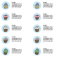 FREE Cute Cupcake Fillable PDF Multi-Purpose Labels