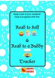 FREE Daily 5 - Reading to self / Buddy Follow up.