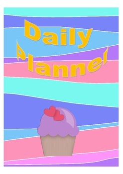 FREE Daily Planner for Teachers